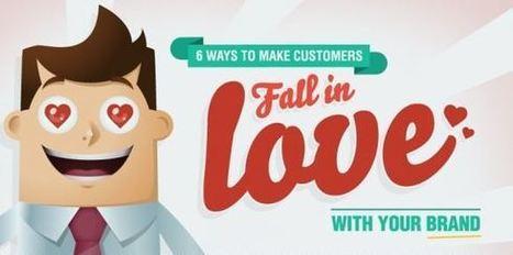 Personal branding per self publishing: farli innamorare di te in 6 semplici mosse | Diventa editore di te stesso | Scoop.it