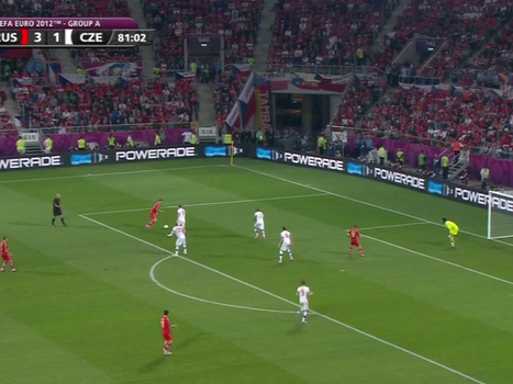 A #Russian Player Took On The Entire #Czech Defense And Scored The Best Goal Of The Day At The Euros | Commodities, Resource and Freedom | Scoop.it