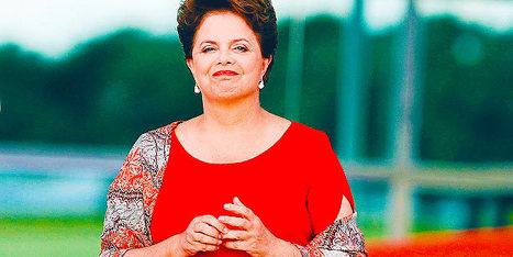 Rousseff: Brazil, Turkey both emerging as world powers | Agora Brussels World News | Scoop.it