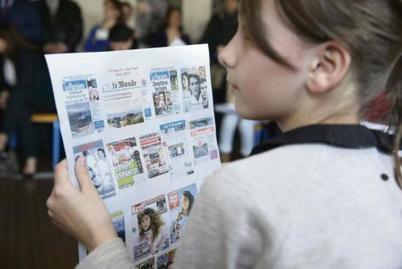 Les apprentis journalistes se forment à la vie démocratique | Actu des médias | Scoop.it