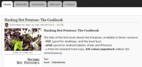 Add-ons for HotPotatoes | Langues TICE CALL | Scoop.it