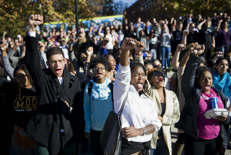 University of Missouri Protests Spur a Day of Change   SCUP Links   Scoop.it