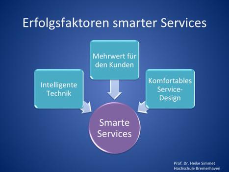 "Erfolgsfaktoren smarter Services im Zeitalter des ""Internet der Dinge"" | Kundenservice Updated | Scoop.it"