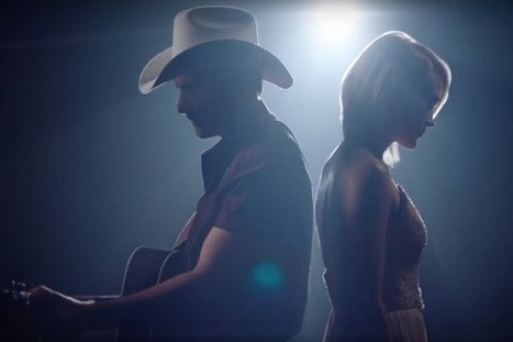 Paisley, Underwood Get Nostalgic in 2016 CMAs Promo [WATCH] | Country Music Today | Scoop.it