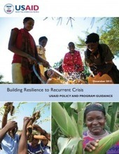 Building Resilience to Recurrent Crisis: USAID Policy and Program Guidance | NGOs in Human Rights, Peace and Development | Scoop.it