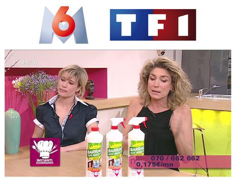 TF1 et M6 s'allient pour demander une chaîne de téléachat sur la TNT   TV & TV Distribution   Scoop.it