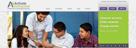 Herramientas en línea para personalizar el aprendizaje | Tools, Tech and education | Scoop.it