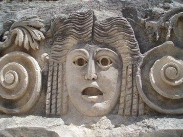 Vocabulario del teatro griego | Espacios y monumentos de la Grecia clásica | Scoop.it