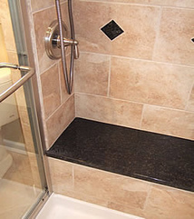 shower tile and bathroom tiles. It is important to choose well ...   Anti Slip Tile Prevent Accident   Scoop.it