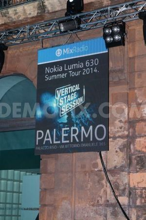 Nokia Vertical Stage 2014 - Step in Palermo | lucioganci | Scoop.it
