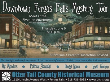 Downtown Fergus Falls Mystery Tour | Nerdy Needs | Scoop.it