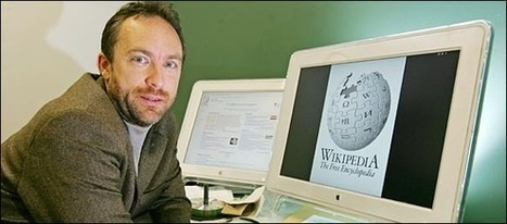 Jimmy Wales: 2 Million Articles Down and More to Do | An Eye on New Media | Scoop.it