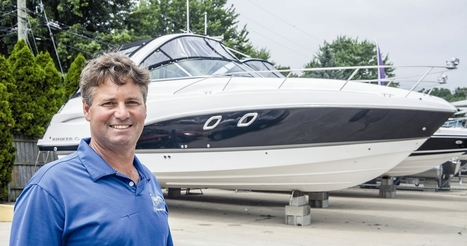 Smoother sailing: Market for new boats rises, but buyers thinking smaller - Crain's Detroit Business | Pontoon Boats | Scoop.it