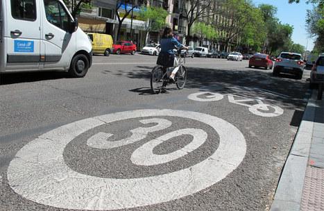 Greenpeace pide reducir un tercio el tráfico de coches en las ciudades hasta 2030 para cumplir los compromisos de emisiones de CO2 | Territorios inteligentes (LATAm-UE) | Scoop.it