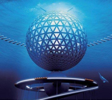 Fin d'un mythe : le Japon va VRAIMENT construire une ville sous-marine   Futusrism   Scoop.it