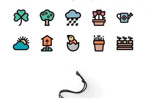 45 free Spring vector icons | digital citizenship | Scoop.it