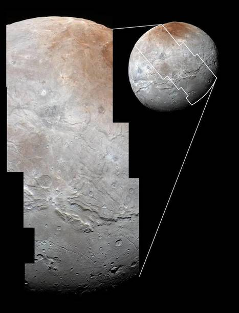 A Day on Pluto, a Day on Charon | A cielo abierto. | Scoop.it