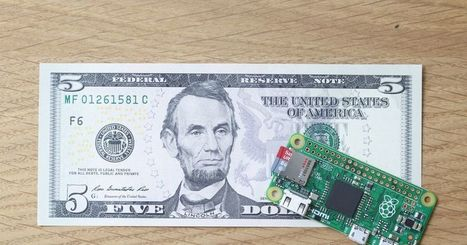 You partly have Eric Schmidt to thank for the new $5 Raspberry Pi | Raspberry Pi | Scoop.it
