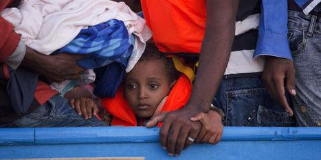 500 migrants sauvés de la noyade au large de la Libye | Voix Africaine: Afrique Infos | Scoop.it