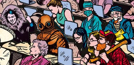 Les moocs, ou l'avènement de l'amphi planétaire | TICE Technologies de l'Information et de la Communication pour l'Enseignement | Scoop.it