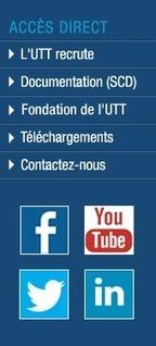 Université de technologie de Troyes | Info-doc  : Portes ouvertes, Salons et Orientation | Scoop.it