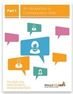 Non-Verbal Communication | SkillsYouNeed | Communicate effectively as a workplace leader | Scoop.it