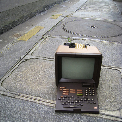 REGARDS SUR LE NUMERIQUE | Adieu minitel ! | Air du temps | Scoop.it