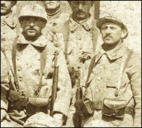 Représenter et se représenter la Première Guerre mondiale - Faire parler les images (1914-1918) | GenealoNet | Scoop.it