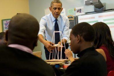 Obama fija la educación como clave para que EU no pierda competitividad - Grupo Milenio   Educación   Scoop.it