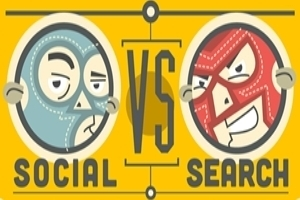Social vs. Search: Which Is the Winner? | Beyond Marketing | Scoop.it