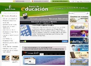 Un sinfín de recursos, contenidos, materiales… en el portal de educación de Castilla-La Mancha | NTICs en Educación | Scoop.it