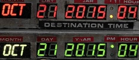 As invenções do filme visionário 'De volta para o futuro II' saíram do papel | Linguagem Virtual | Scoop.it