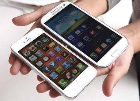 50 motivi per scegliere un Galaxy S3 rispetto ad un iPhone 5 (video) | WEBOLUTION! | Scoop.it