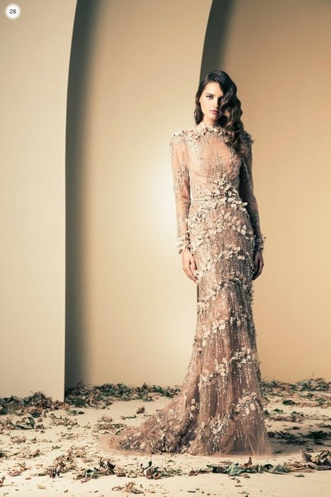 31 Gorgeous Gowns by Ziad Nakad - fashionsy.com | Fashion | Scoop.it