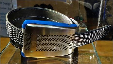 Belty : la smart ceinture auto-ajustable se dévoile au CES   Performance web   Scoop.it