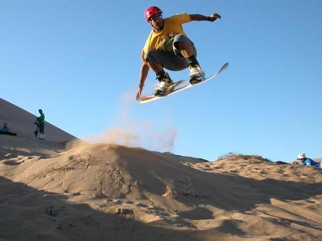 """**XXXTreme's .."""" X Sports News!!!!!  Snow Boarding??????? We think Not!!! 