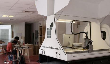 Blog-Vers une micro-industrie créative: l'exemple de la Nouvelle fabrique /Usages des TIC, arts numériques et culture multimédia-Public Digital Art - Jocelyne Quélo   ElectroKids   Scoop.it