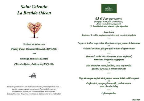 La Saint-Valentin de la Bastide Odéon | Gastronomie Française 2.0 | Scoop.it