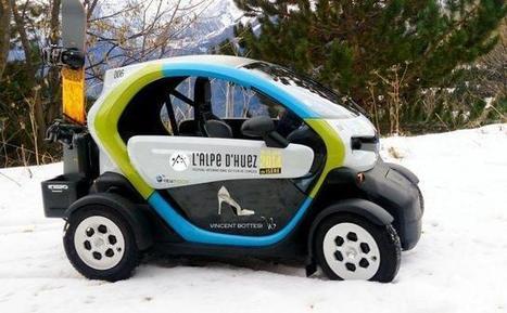 L'Alpe d'Huez va proposer des voitures électriques en autopartage   Improved life   Scoop.it