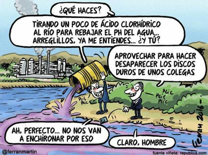 ClH para el río Ebro | Partido Popular, una visión crítica | Scoop.it