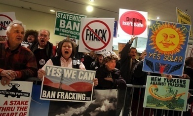 New York state to ban fracking over 'red flags' to public health | Global Public Health | Scoop.it