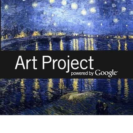 How to enhance your lessons with Google Art Project | Font Lust & Graphic Desires | Scoop.it