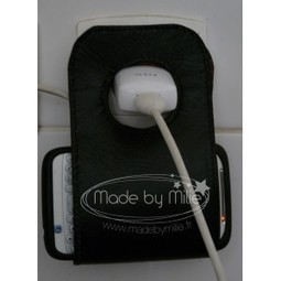 Porte Chargeur Telephone - MadeByMilie | Maroquinerie | Scoop.it