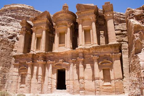 City of the dead in Petra Jordan | Ancient Cities | Scoop.it
