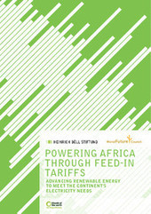 Africa Renewable Energy Feed-in Tariff (REFiT) Policy Handbook launched | Power needs in africa | Scoop.it