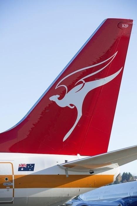 Qantas goes retro to celebrate flying kangaroo logo's 70th birthday | MMK277 Marketing Management @ Deakin | Scoop.it