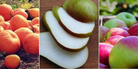 5 Superfoods In Season This October - | Smog & Beauty | Scoop.it