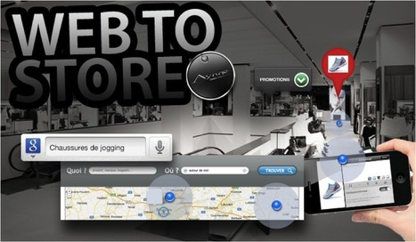 R.O.P.O. et « Web-to-Store » : deux concepts liés   Économie numérique   Stratégie Web to store   Scoop.it