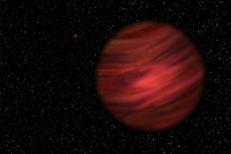 A-t-on découvert le plus grand système planétaire ? | C@fé des Sciences | Scoop.it