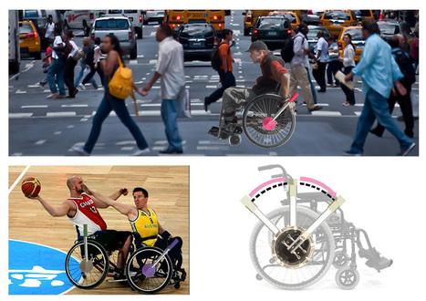 Wheelchairs Get 3D Printed Boost - 3D Printing Industry   3D Printing in School (501c3)   Scoop.it